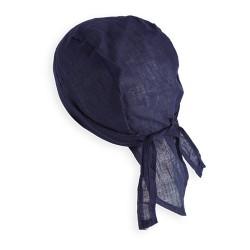 Bandana Algodon Azul