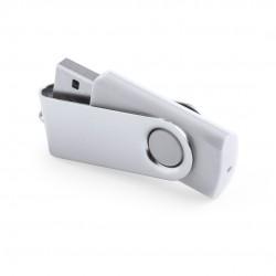 Memoria USB Rebik 16Gb Blanco