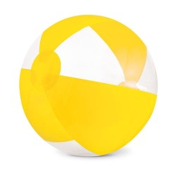 Balon De Playa Transparente Am