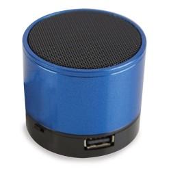 Altavoz Radio Aluminio Bluetooth Az