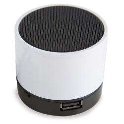 Altavoz Radio Aluminio Bluetooth Bl