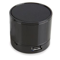 Altavoz Radio Aluminio Bluetooth Ne
