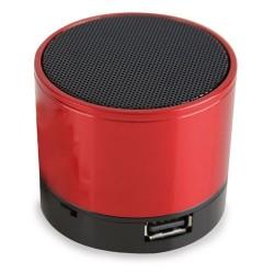 Altavoz Radio Aluminio Bluetooth Ro