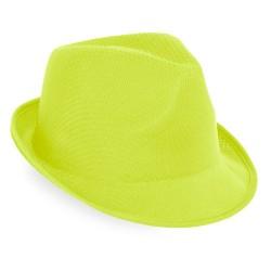 Sombrero Premium Amarillo Fluor