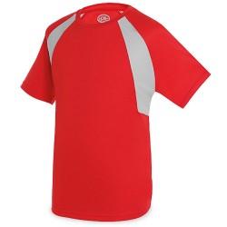 Camiseta Combinada D&F Roja L