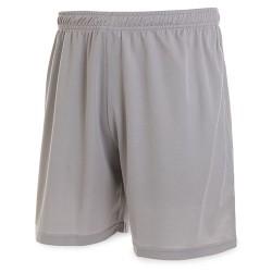 Pantalon Corto Basic Gris S