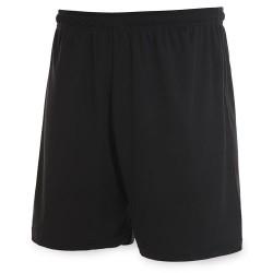 Pantalon Corto Basic Negro 12-14