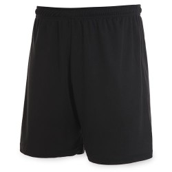 Pantalon Corto Basic Negro S