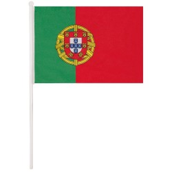 Bandera Fiesta Verde