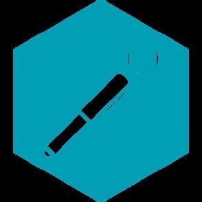 Llaveros con bolígrafo